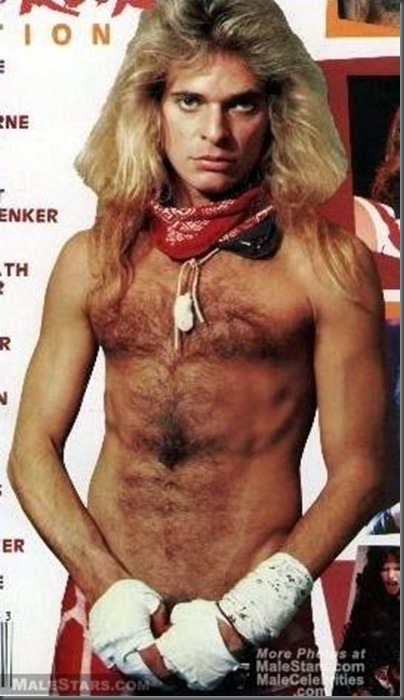 david lee roth-van halen