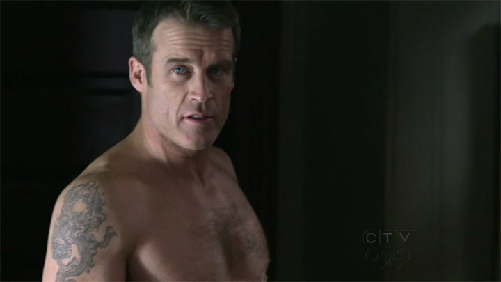 Click Here To See Mark Valley Nude! Vintage celeb Mark Valley has appeared ...