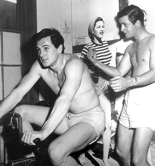 rock hudson and richard long